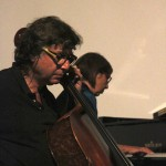 Rita Marcotulli and collaborator