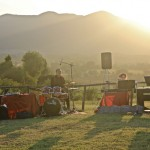 AMP Band in the countryside